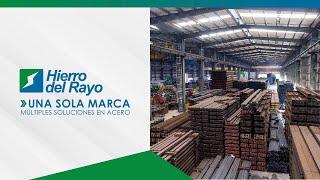 Hierro del Rayo: Una sola marca, múltiples soluciones en acero