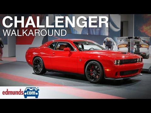 2016 Dodge Challenger Walkaround Review
