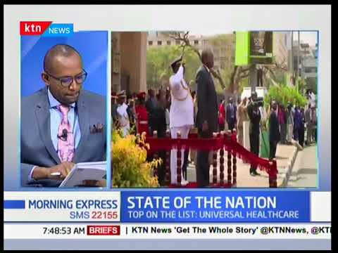 STATE OF THE NATION ADDRESS: The moral questions Kenyans are asking President Uhuru