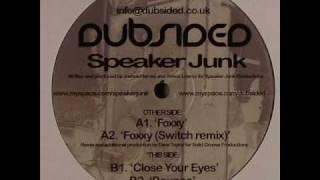Speaker Junk - Foxxy (original mix)