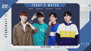 [ENG] 2019 GSL S2 Code S RO16 Group A
