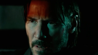 John Wick Chapter 2 - Car Chase  official FIRST LOOK clip (2017) Keanu Reeves