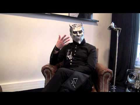 INTERVIEW WITH A NAMELESS GHOUL FROM GHOST BY ROCKNLIVE PROD