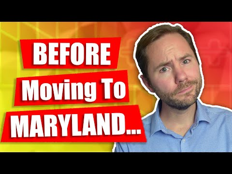 Top 10 Things To Know Before Moving To Maryland (Buying a Home in MD)