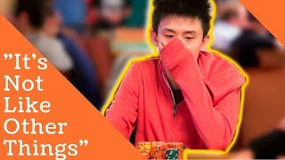 Ben Yu Explains a Common Poker Mistake at WSOP