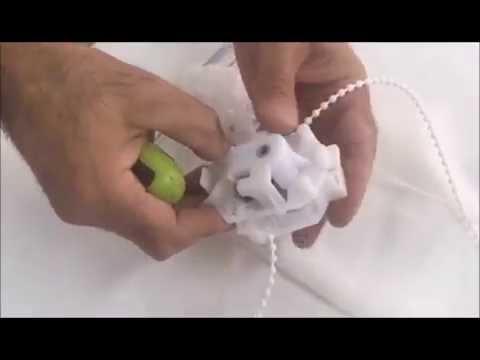 Cómo arreglar un estor plegable from YouTube · Duration:  3 minutes 8 seconds