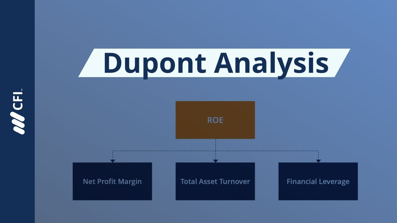 DuPont Analysis - Learn How To Create A DuPont Analysis Model