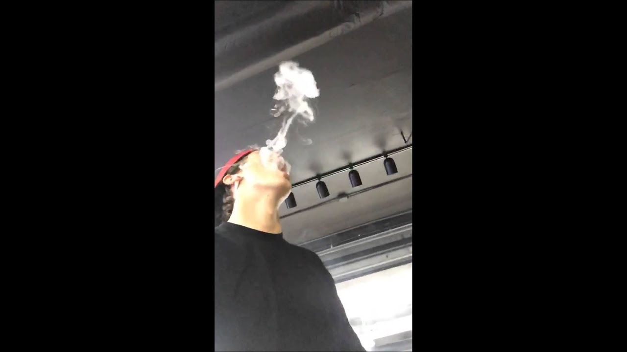www VapeShop Sale Vape tricks done by none other Chad_The_Builder at The  Vapor Shop in Koreatown LA!