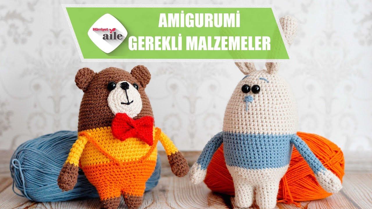 Fityle el yapımı DIY bebek oyuncak tığ kiti Amigurumi kiti ... | 720x1280