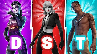 The SWEATIEST Fortnite Skin Of Each Letter