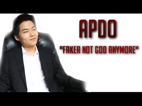 Apdo On Reaching Rank 1 and Faker Not God Anymore