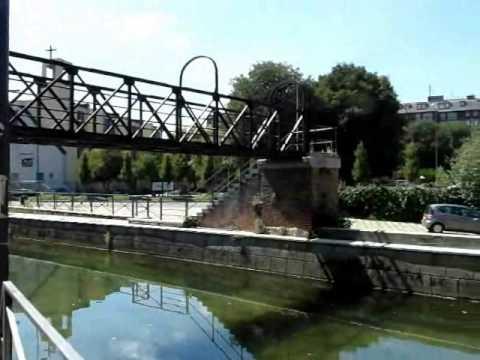 CASSINA DE' POMM (CANALE MARTESANA, MILANO, ITALY)