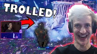 Ninja TROLLS DrLupo AGAIN!! DOUBLE PUMP OP?!  | Fortnite Highlights & Funny Moments #39
