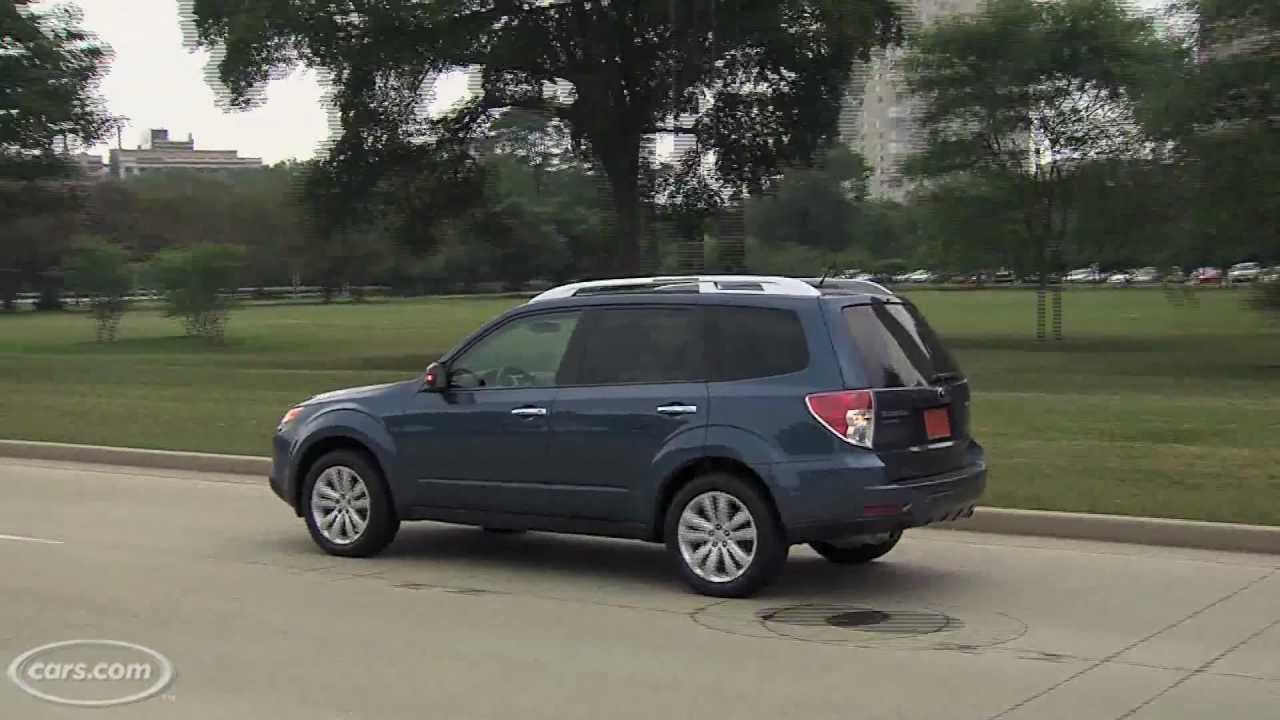 All Types 2011 forester : 2011 Subaru Forester 2.5X Touring - YouTube