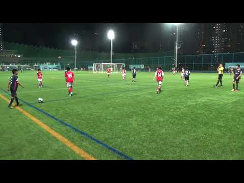 20170913 Kitchee U13 vs South China First session
