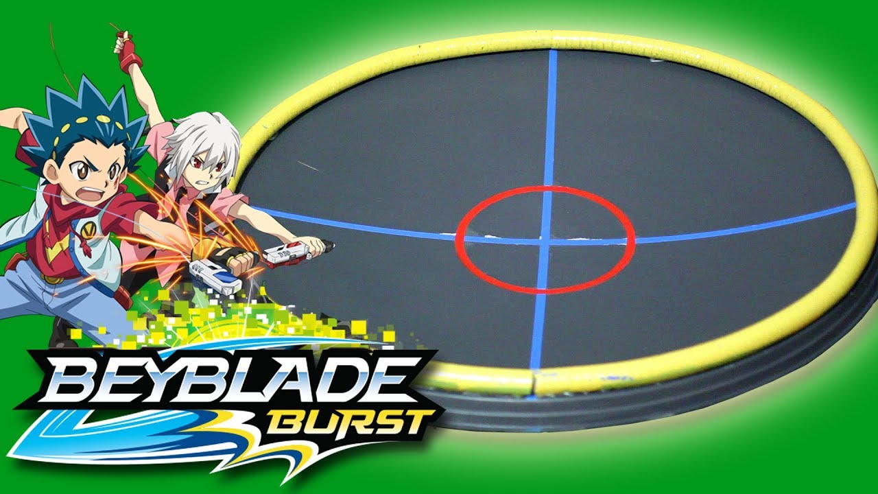 arena beyblade  How to make a Primitive Arena (BEYBLADE BURST/ベイブレードバースト ...