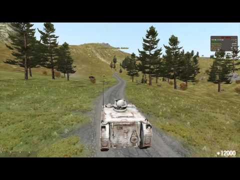 "Arma 2 Dayz. Operation ""BTR-90"""