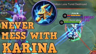 WHAT IF WE GIVE THIS ITEM TO KARINA WITH FULL MAGIC BUILD?