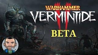 Vermintide 2 Gameplay (Closed BETA) | LBG Plays