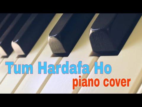 Tum Hardafa Ho | Ankit Tiwari | Piano Cover By Aakash Upadhyay