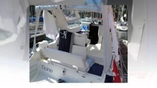 Bayliner 2755 ciera sunsport power boat, pilothouse boat year - 1991
