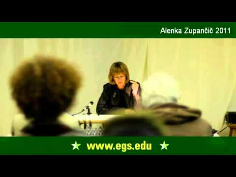Alenka Zupančič. Freud, Negation, and the Constitution of Thinking. 2011