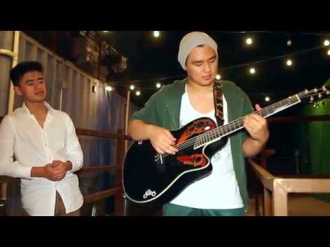 She Was Mine - AJ Rafael - Cover - Antonio Abarca & Sean Tuazon (lyrics) Acoustic Guitar Video