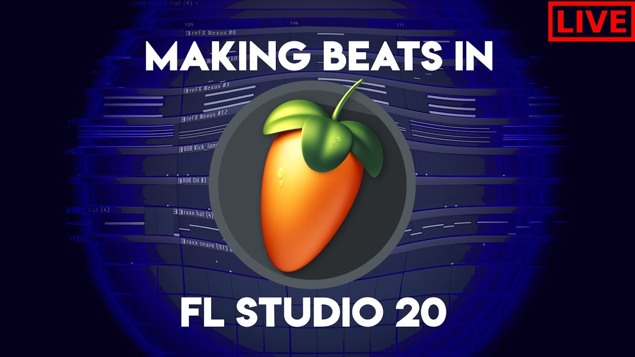 Making Beats in FL Studio 20 (Live Stream) | ig: @kombobeatz *sub alert is  on*