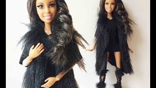 Nicki Minaj Pills N Potions Doll Tutorial - How to make a Nicki Minaj Doll