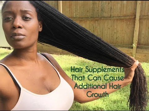 Download Youtube: MSM for hair growth
