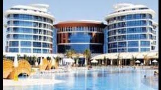 Outside views of Baia Lara Hotel, Lara Beach, Antalya, Turkey Tripadvisor top hotel winner