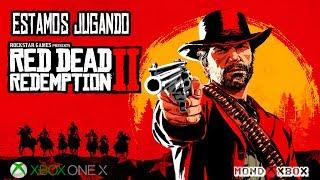 Estamos jugando Red Dead Redemption 2 desde Xbox One X |MondoXbox