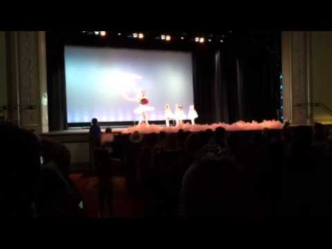 Zozi's Ballet Recital with Tutu School Saratoga