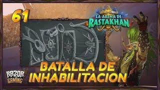 Hearthstone | Pelea de Taberna: Batalla de Inhabilitacion #61