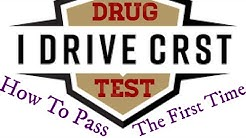 CRST & Prime Inc. | Drug Test & Tips To Pass On Your First Try!