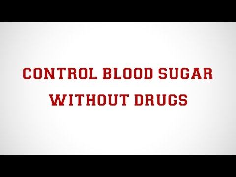 How to Control Blood Sugar In Type 2 Diabetes Naturally