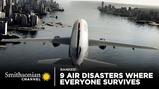 9 Crazy Air Disasters Where Everyone Survives   Smithsonian Channel