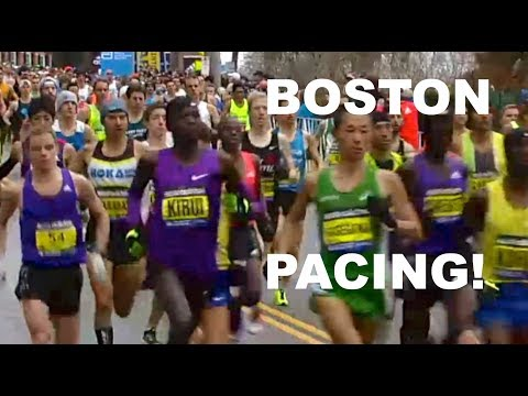 HOW TO RUN THE BOSTON MARATHON | SAGE RUNNING RACE STRATEGY
