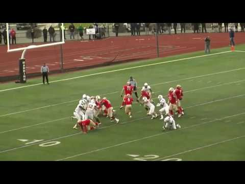 Marvens Fedna RB Everett, MA Senior Highlights