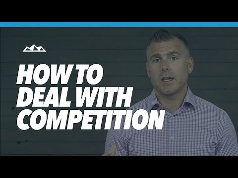 How To Deal With Business Competition As A Startup | Dan Martell