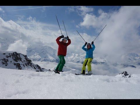 Les 4 Vallées - ski Suisse
