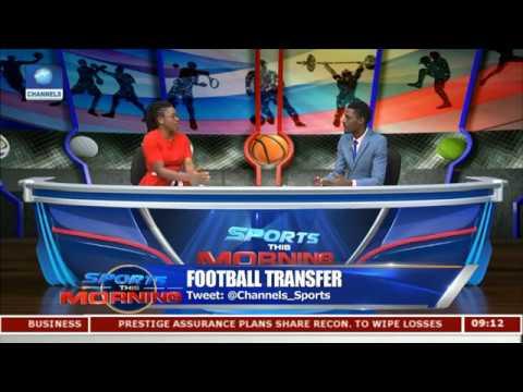 Update On US Open,Ferguson On Football Transfer Window Pt.2  Sports This Morning 