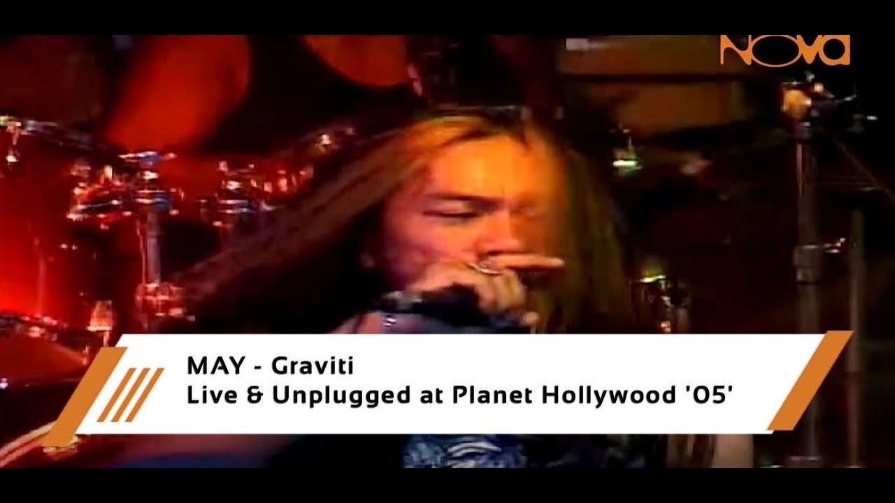 May Planet Hollywood