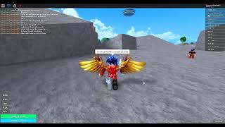 How to get infinity ki in Dragon Ball Fury| Roblox