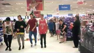 "Rezpect Dance Academy - Kmart ""Move Your Body"" Flash Mob"