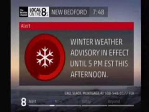 New Bedford IntelliStar: Winter Weather Adv. 12/10/13