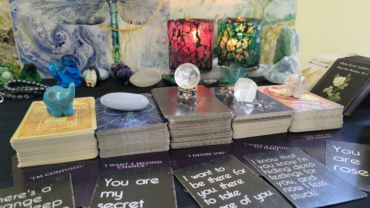 💌 MESSAGES FROM YOUR PERSON 💌 Pick A Card 🌹 What Are They Feeling And Thinking? Love Tarot Timeless