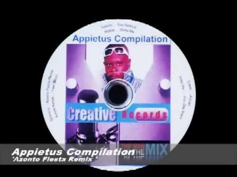 Appietus Compilation Azonto Fiesta Remix