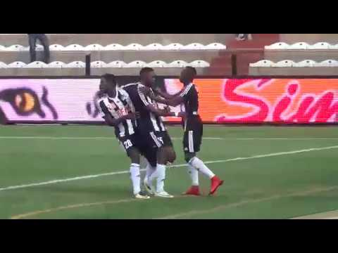 07.03.2018::CAF-C1-16TH FIRST LEG::TP MAZEMBE-UD DO SONGO::4-0::GOALS