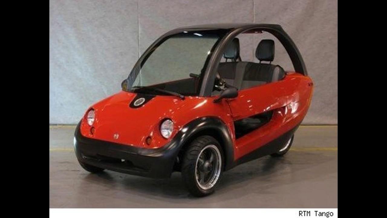 Three Wheel Tango Scooter Cars Youtube